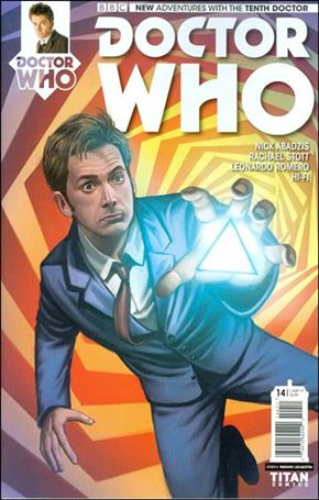 Doctor Who: The Tenth Doctor 14-A
