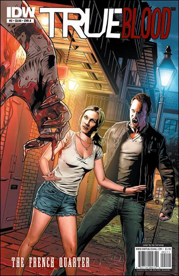True Blood: French Quarter 2-A by IDW