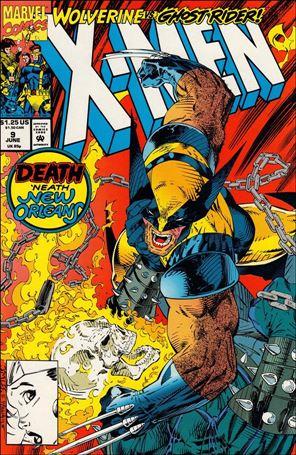 X-Men (1991) 9-A