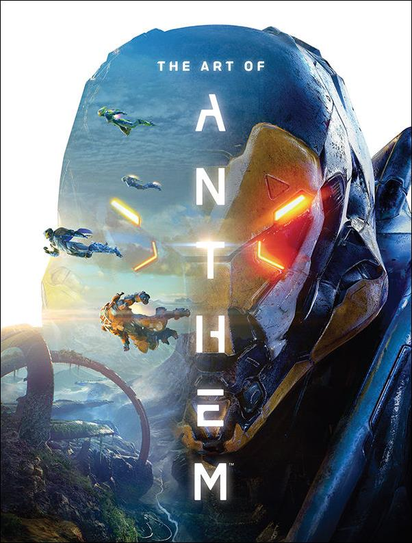 Art of Anthem nn-A by Dark Horse