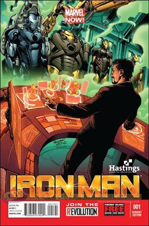Iron Man (2013) 1-H