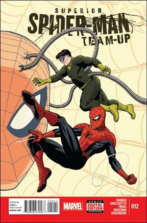 Superior Spider-Man Team-Up 12-A