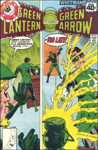 Green Lantern (1960) 116-B by DC