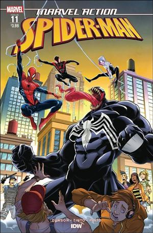 Marvel Action: Spider-Man 11-A