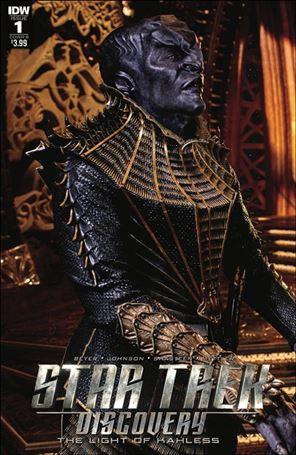 Star Trek: Discovery: The Light of Kahless 1-B
