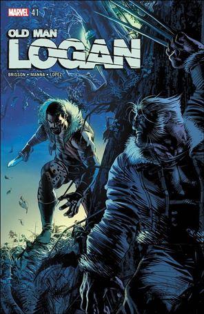 Old Man Logan (2016) 41-A