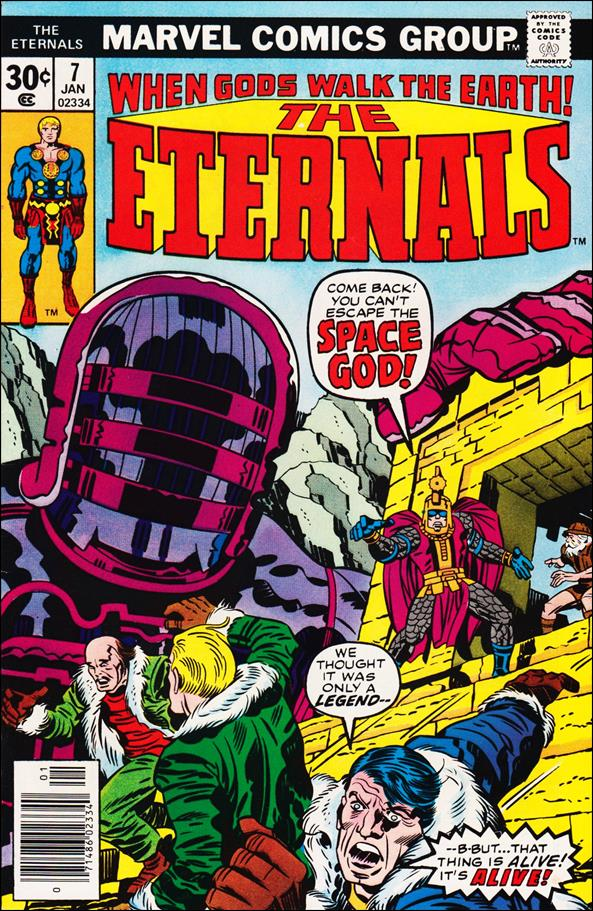 Eternals (1976) 7-A by Marvel