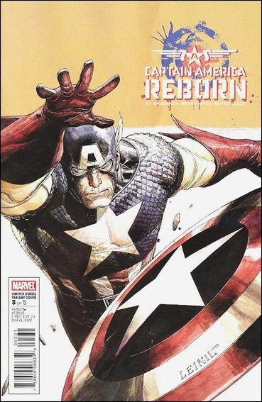 Captain America: Reborn 3-B by Marvel