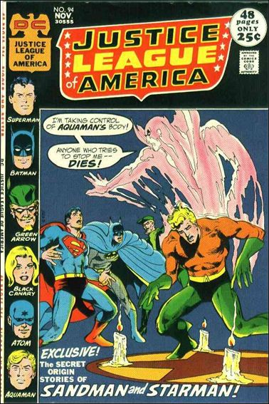 Justice League of America (1960) 94-A by DC
