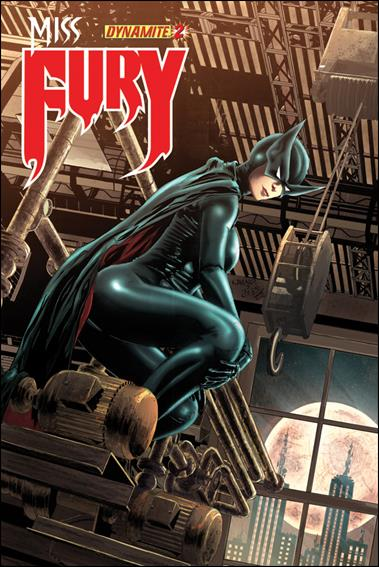 Miss Fury (2013) 2-D by Dynamite Entertainment