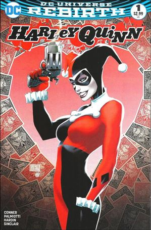 Harley Quinn (2016) 1-SH
