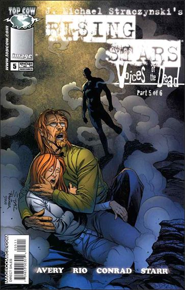 Rising Stars: Voices of the Dead 5-A by Top Cow