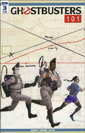Ghostbusters 101 3-A