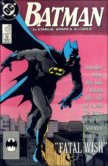 Batman (1940) 430-A by DC