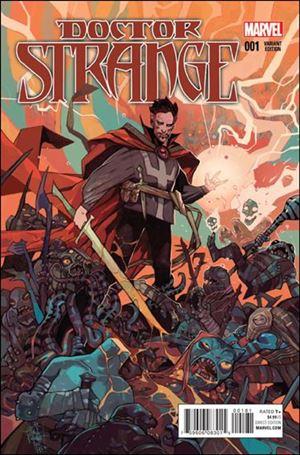 Doctor Strange (2015) 1-D