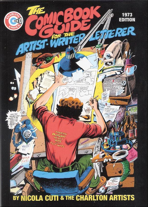 Comic Book Guide for the Artist • Writer • Letterer! 1-A by Charlton Neo Media