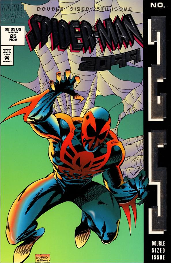 Spider-Man 2099 25-A by Marvel