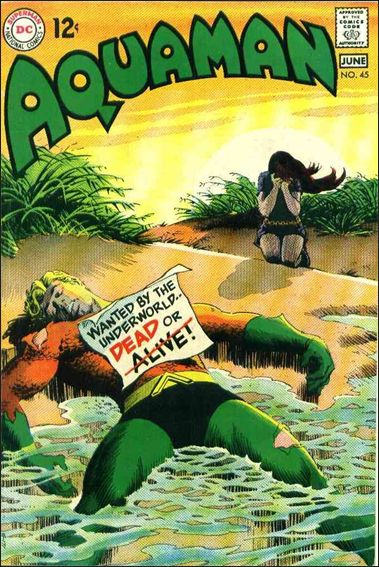 Aquaman (1962) 45-A by DC
