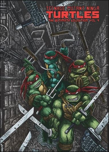 Teenage Mutant Ninja Turtles: The Ultimate Collection 4-A by IDW
