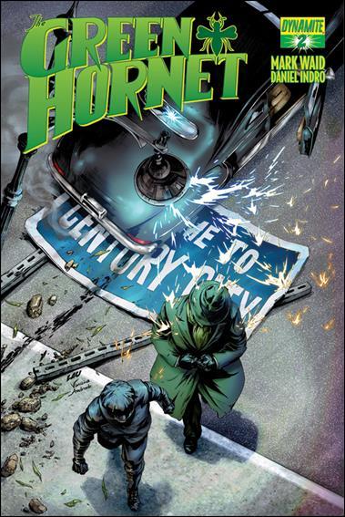 Green Hornet (2013) 2-B by Dynamite Entertainment