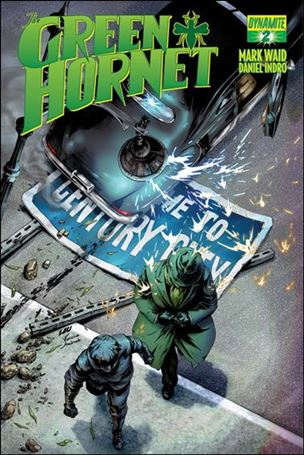 Green Hornet (2013) 2-B