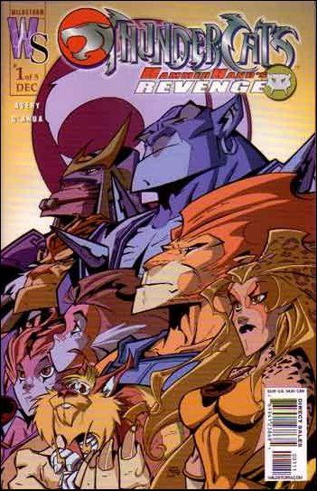 ThunderCats: Hammerhand's Revenge 1-B by WildStorm