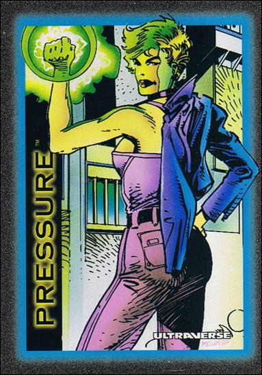 Ultraverse: Series 1 (Base Set) 24-A by SkyBox