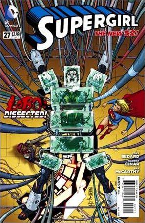 Supergirl (2011) 27-A