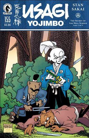 Usagi Yojimbo (1996) 155-A