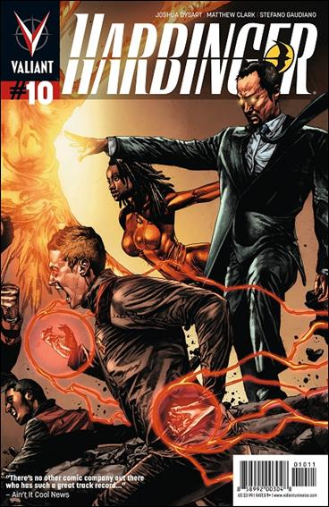 Harbinger (2012) 10-A by Valiant Entertainment