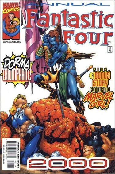 Fantastic Four Annual  '2000'-A by Marvel