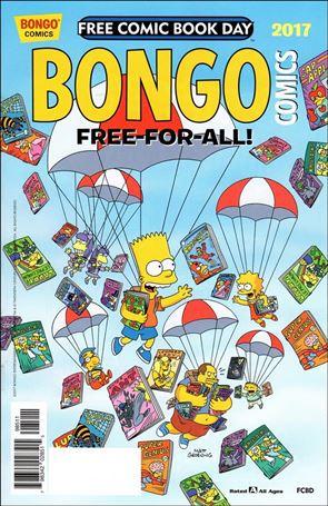 Bongo Comics Free-For-All! 2017-A