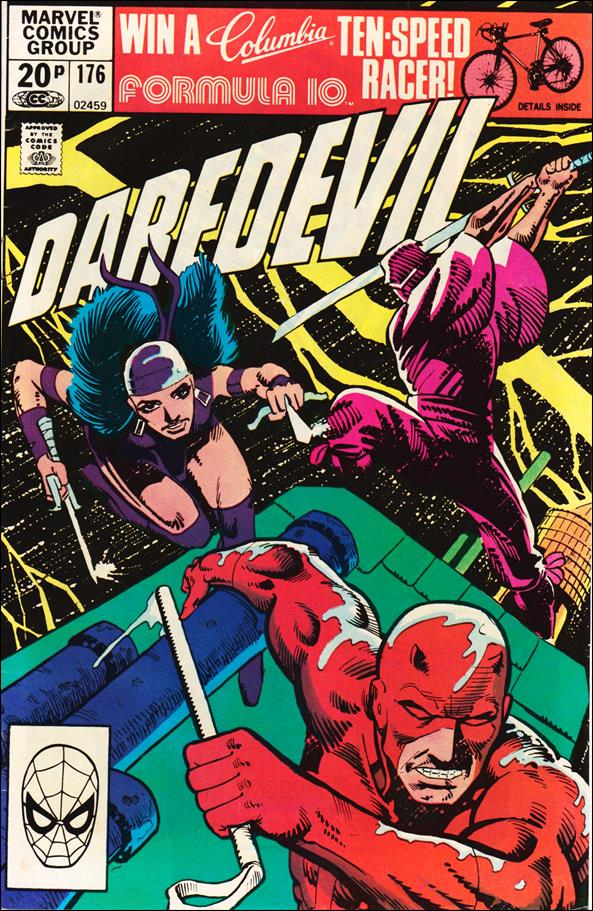 Daredevil (1964) 176-B by Marvel