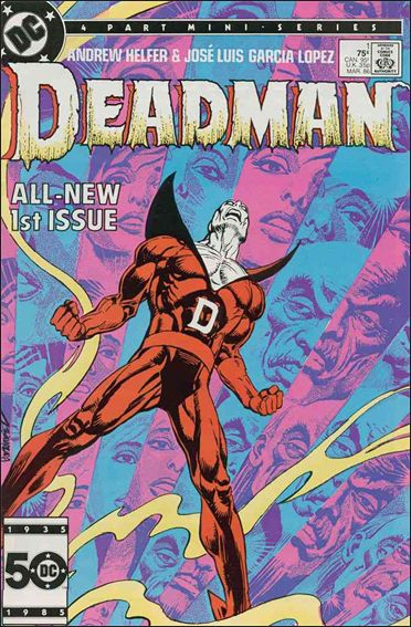 Deadman (1986) 1-A by DC