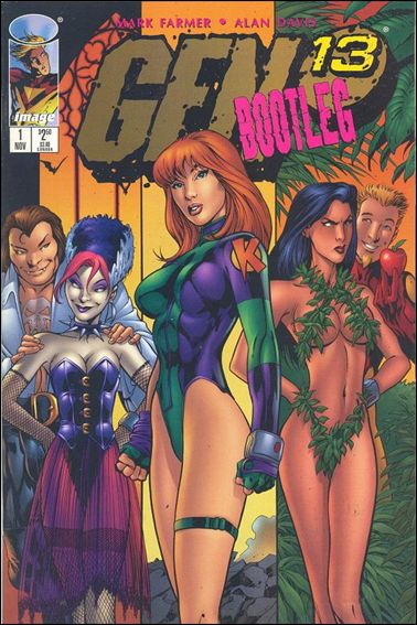 Gen13 Bootleg 1-A by WildStorm