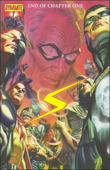 Project Superpowers 7-A by Dynamite Entertainment