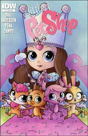 Littlest Pet Shop 3-B