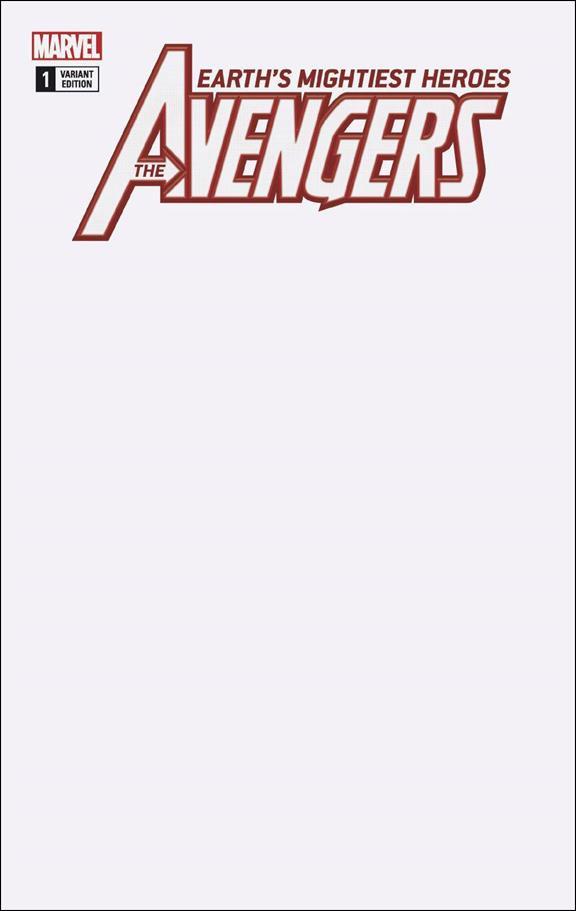 Avengers (2018/07) 1-E by Marvel