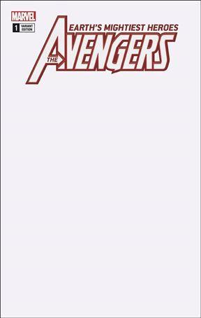 Avengers (2018/07) 1-E