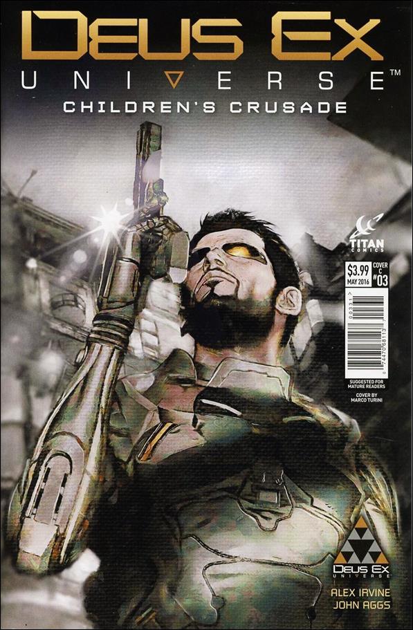 Deus Ex: Children's Crusade 3-C