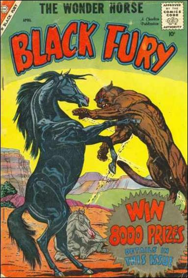 Black Fury 18-A by Charlton