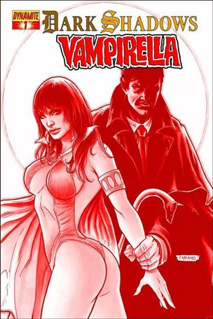 Dark Shadows / Vampirella 1-C