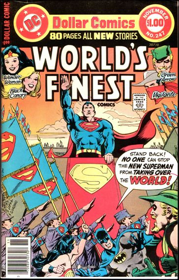 World's Finest Comics 247-A by DC
