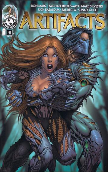 Artifacts (2010) 1-C by Top Cow