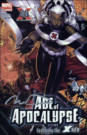 X-Men: Age of Apocalypse 5-B by Marvel