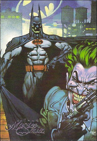 Batman Master Series (Promo) nn-A by SkyBox