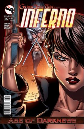 Grimm Fairy Tales Presents Inferno: Age of Darkness One-Shot-D