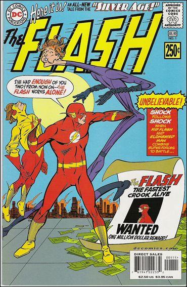 Silver Age: Flash 1-A by DC