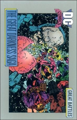DC Cosmic Cards (Base Set) 161-A