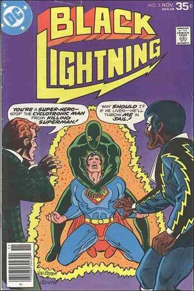 Black Lightning (1977) 5-A by DC